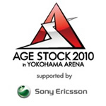AgeStock2010 in 横浜アリーナ